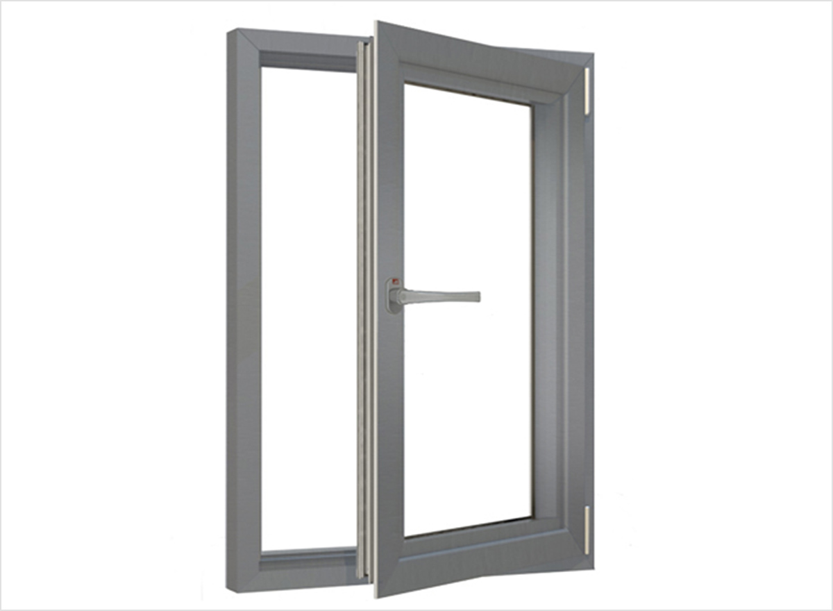 Aluminum Casement Windows by Oridow