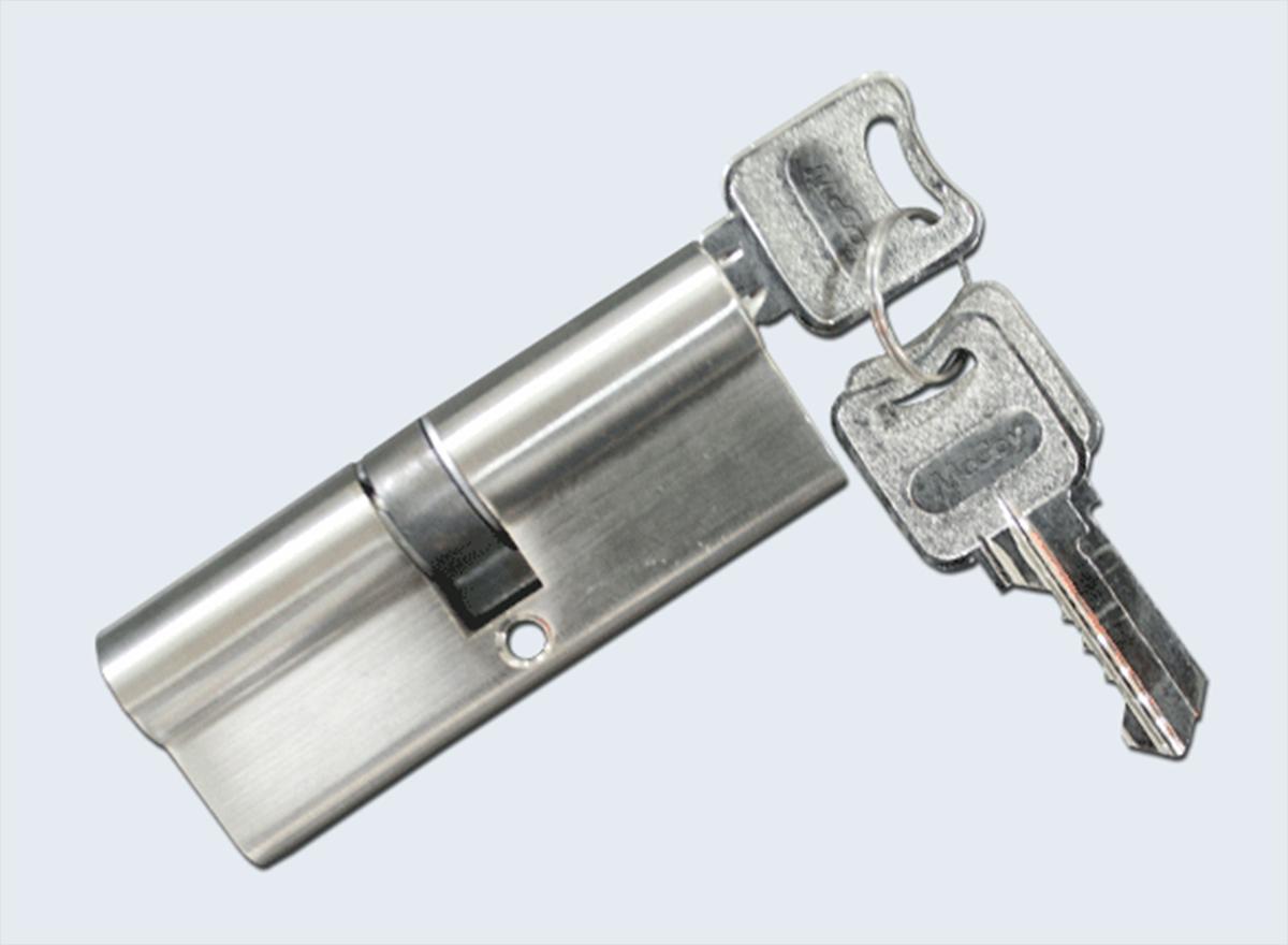 McCoy Cylinder BSK 40-40, 3 Regular Keys by McCoy 8M