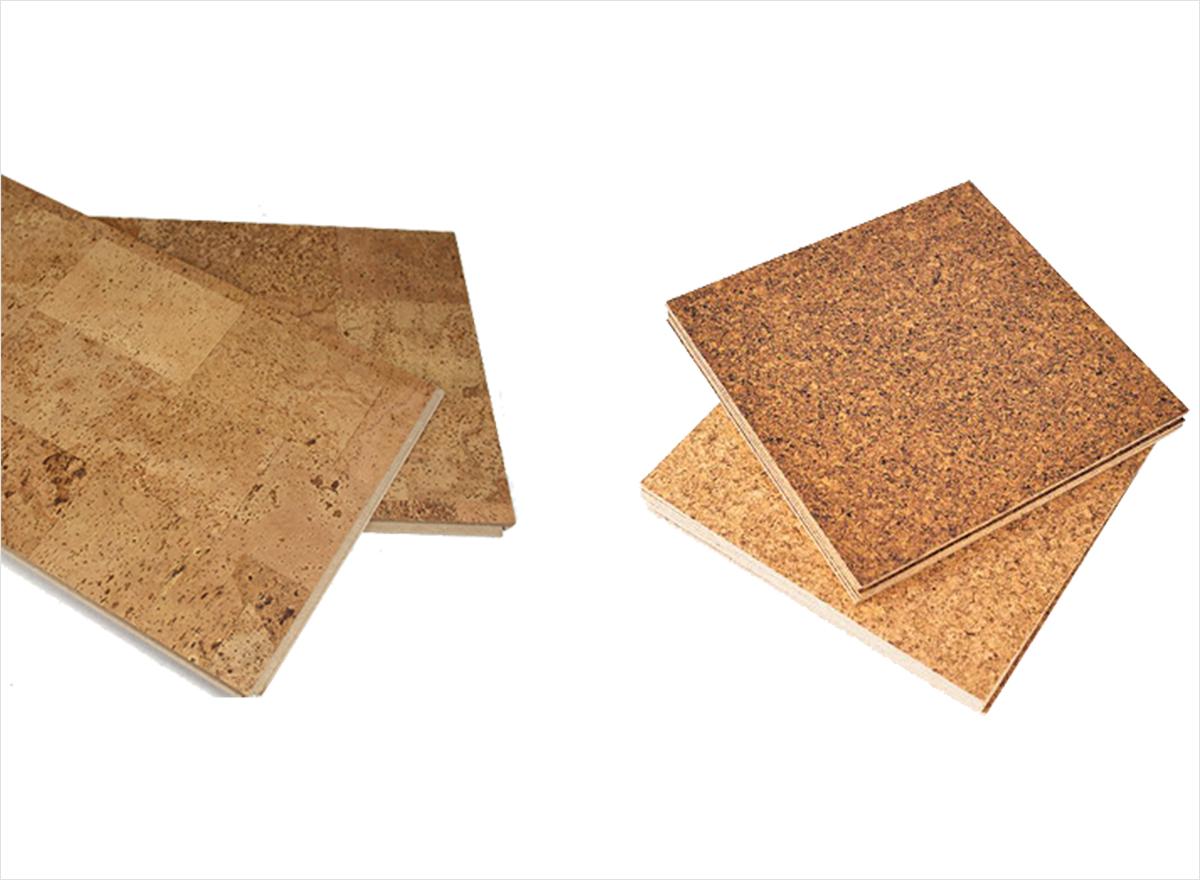 Cork Tiles by Hindustan Cork