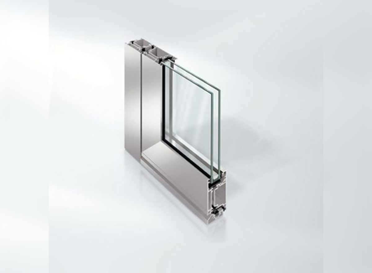 Schueco Aluminium Doors System 50