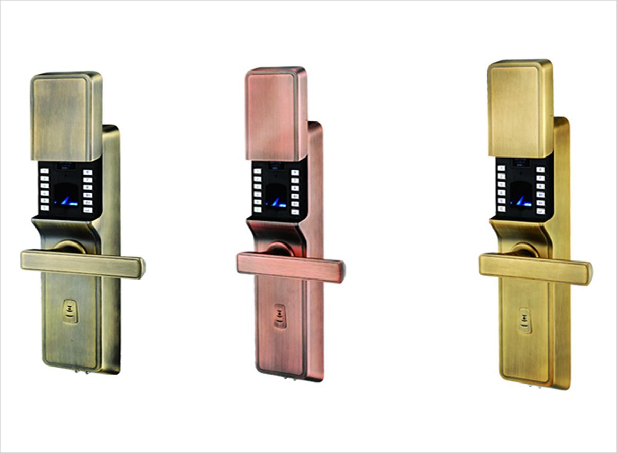 Fingerprint Door Lock by Av & T Solutions