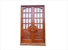 Glass & Wooden Panel Doors By O.P. Doors