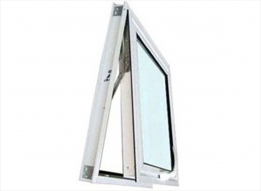 Top Hung uPVC Casement Windows by Koemmerling