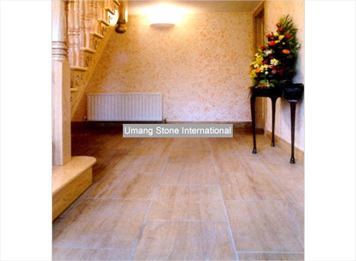 Indoor Flooring by Umang Stone International
