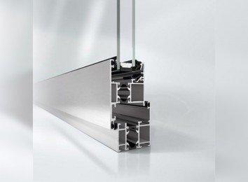 Schueco Aluminium Windows Profile 50