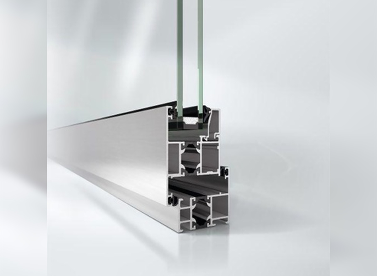 Schueco Aluminium Windows System 50 BL