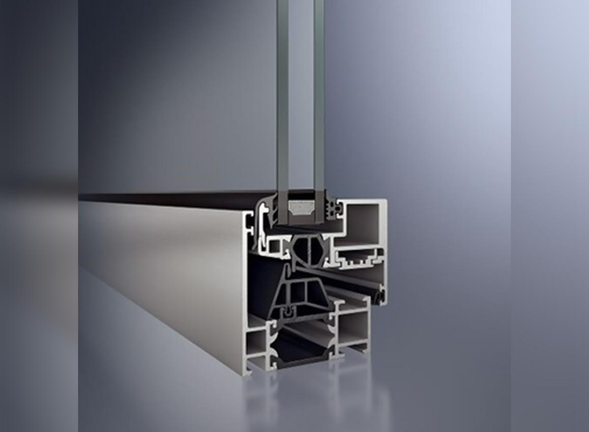 Schueco Aluminium Windows System 65 BS