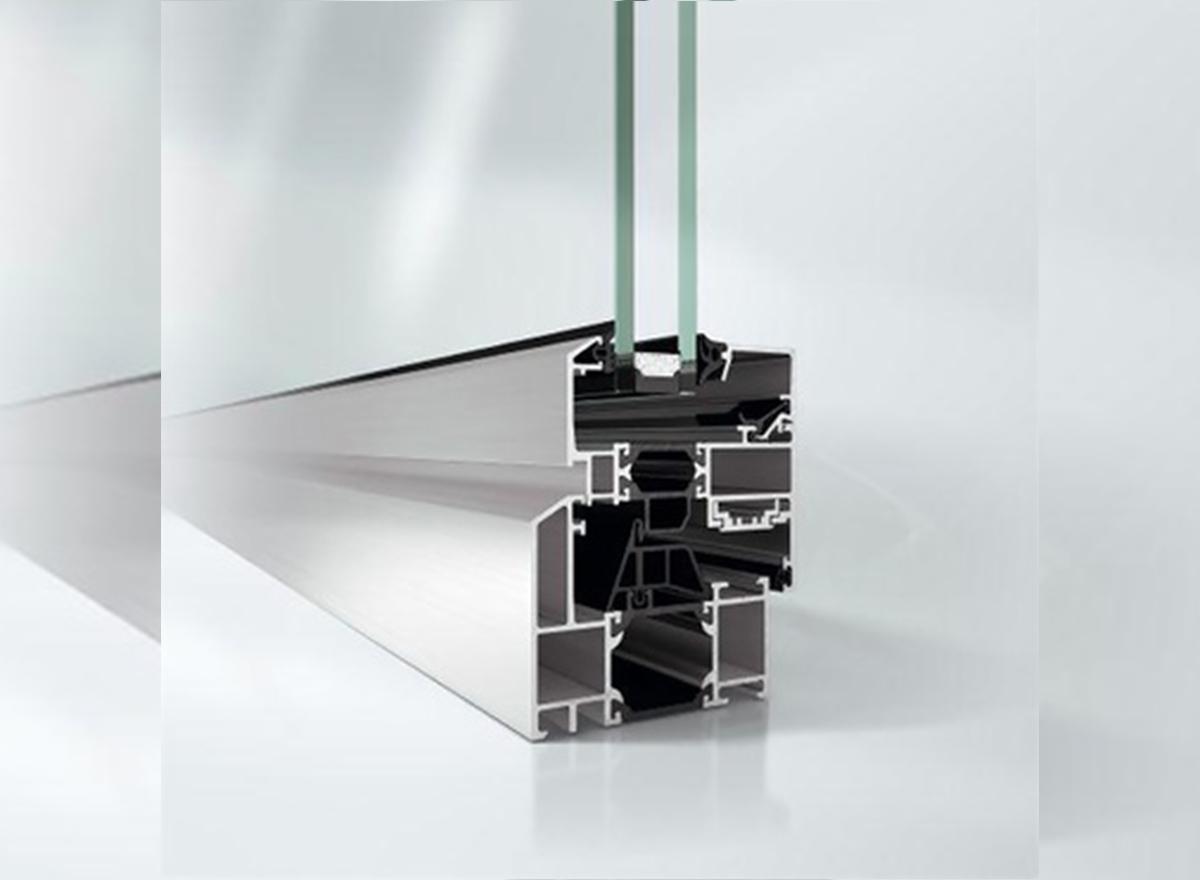 Schueco Aluminium Windows System 65 RL