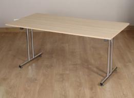 Folding Table Leg Frame Front