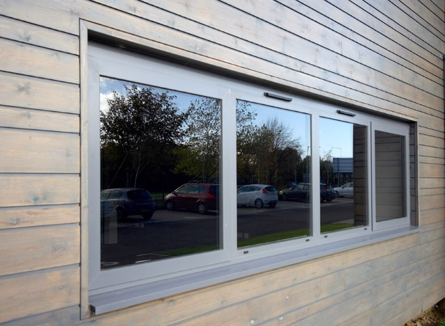 Aluminium Casement Windows by unique windows