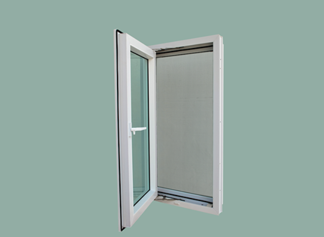 Casement Windows uPVC DIY 60*110 cm by Hoffen