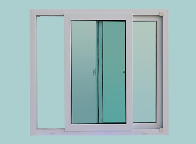 uPVC Sliding Windows by Hoffen