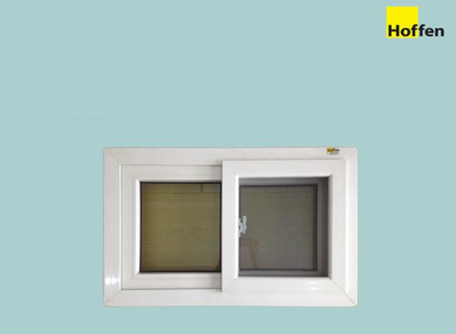 Sliding Windows uPVC DIY 80*50 cm by Hoffen