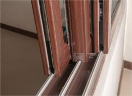 uPVC Sliding Window by Fenesta