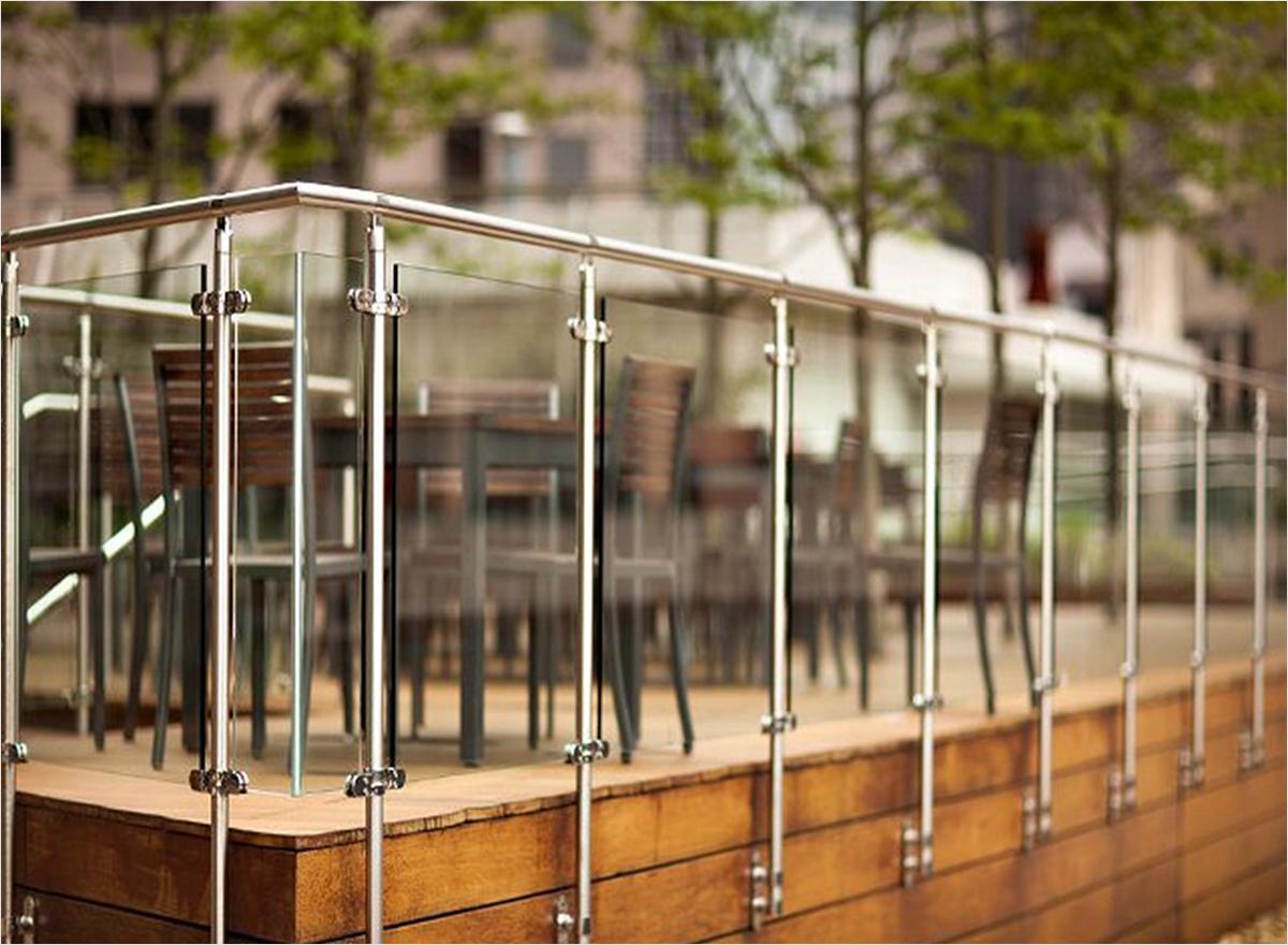 Stainless Steel Railings by PGI STEEL
