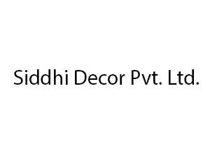 Siddhi Decor Pvt. Ltd.